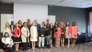 2017 MSW Graduation Reception