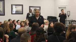 Congresswoman Joyce Beatty, D-Ohio Speaks to 2017 DC Fly In Students