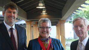 2017 Buford Peace Award Recipient