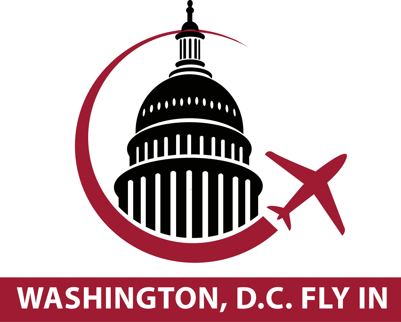 DC Fly In logo