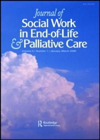 Journal cover for Journal of Social Work in End of Life Palliative Care