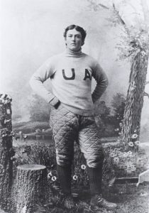 Old black and white photo of William 'Bill' Gray Little