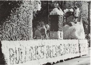 Homecoming Parade in 1967