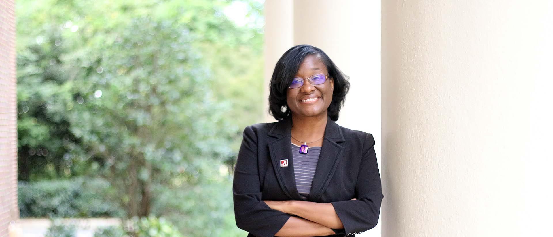 Javonda Williams is an Associate Professor of Social Work at The University of Alabama